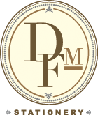 DFM Stationery & Paper Goods | Fairfield CT