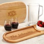 personalized bar accessories